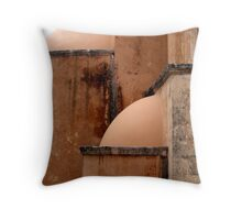 Chapel Domes Throw Pillow