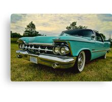 Classic Imperial Canvas Print