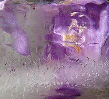 Fairytale ice abstract by © Pauline Wherrell