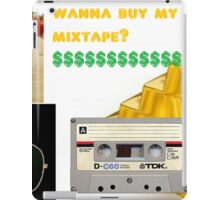 wanna buy mixtape iPad Case/Skin