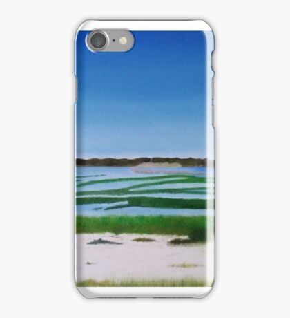 View From The Moors iPhone Case/Skin