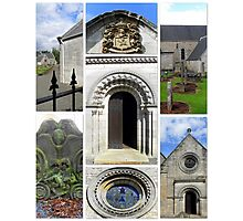 Abercorn Parish Church  Photographic Print