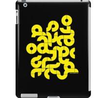 yellooow iPad Case/Skin