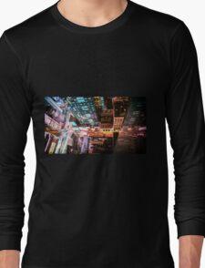 New York City - Night Long Sleeve T-Shirt