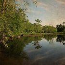 Concord River by Judi FitzPatrick