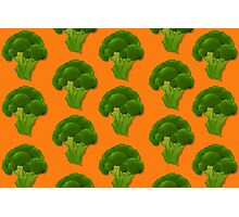 FOREVER Broccoli Photographic Print