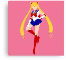 Sailor Moon Classic Colors Canvas Print