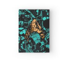 Into The Deep Hardcover Journal