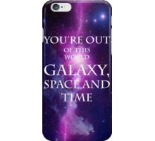 Venus lyric design iPhone Case/Skin