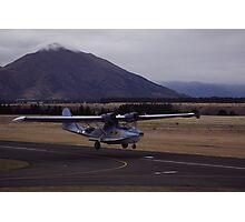 PBY Touchdown Photographic Print