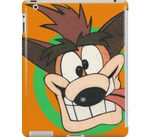 Crash Bandicoot - Classic PlayStation iPad Case/Skin