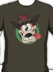 Crash Bandicoot - Classic PlayStation T-Shirt