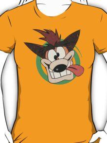 Crash Bandicoot - Classic PlayStation T-Shirt