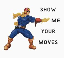 Show me your moves - Captain Falcon by Epicloud