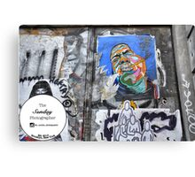 Straight outta Bedstuy Canvas Print