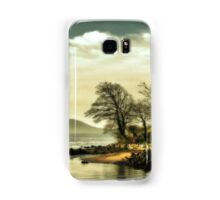 Where the river meets the sea Samsung Galaxy Case/Skin