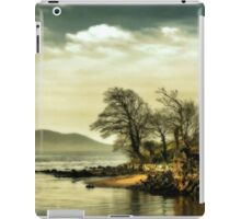 Where the river meets the sea iPad Case/Skin