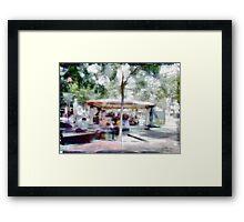 2010-07 _DSCN6504 _DSCN6525 _GIMP _2 Framed Print