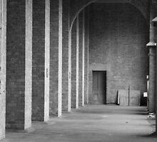 Darkened Doorway by AngeliccScars