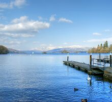 Windermere by Jamie  Green