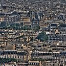 PARIS by MIGHTY TEMPLE IMAGES