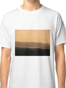 Mellow Evening over Donegal Ireland Classic T-Shirt