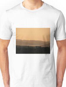 Mellow Evening over Donegal Ireland Unisex T-Shirt
