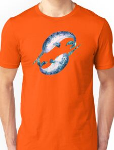 Blue Narwhals Unisex T-Shirt