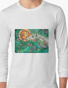 The Sky is Falling! Long Sleeve T-Shirt