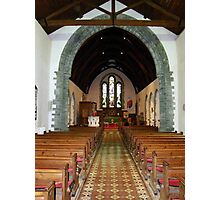 St Eunan 's Cathedral Raphoe, Donegal, Ireland Photographic Print