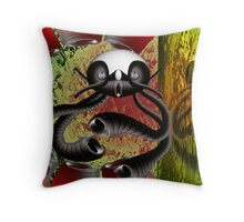Gleaming the Cube Throw Pillow