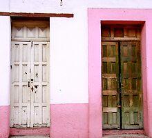 Mexico Doors by FreshZebra