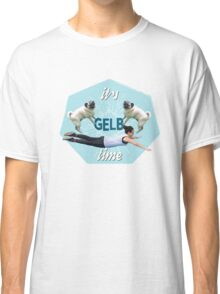 It's Gelb Time Classic T-Shirt