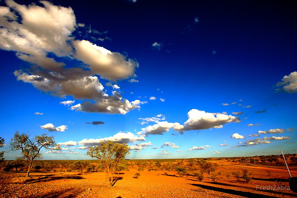 Queensland Sky by FreshZebra