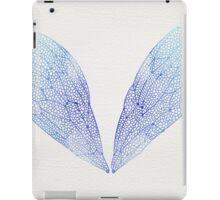Periwinkle Cicada Wings iPad Case/Skin