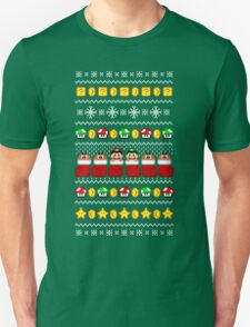 Super Ugly Christmas Sweater + Card T-Shirt