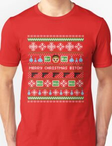 Merry Christmas Bitch Sweater + Card T-Shirt