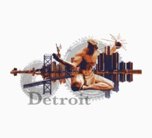 Detroit City One Piece - Long Sleeve