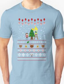 Animal Town Christmas Sweater + Card T-Shirt