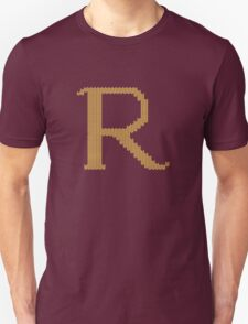 R's Christmas Sweater Unisex T-Shirt