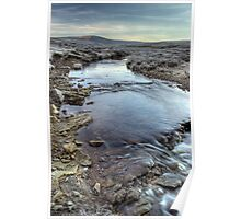 Frosty Morning, North York Moors Poster