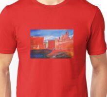 Western Landscape  Unisex T-Shirt