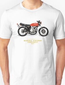 HONDA CB400F SUPERSPORT YOSHIMURA T-Shirt