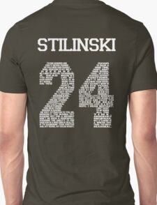 """Stiles """"Quote"""" Jersey (UPDATED) T-Shirt"""
