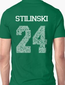 "Stiles ""Quote"" Jersey (UPDATED) T-Shirt"
