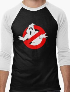 Screambusters Men's Baseball ¾ T-Shirt