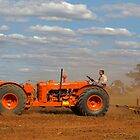 """ONE BIG MOTHER"" TRACTOR by Helen Akerstrom Photography"