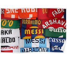 Football Italia Poster