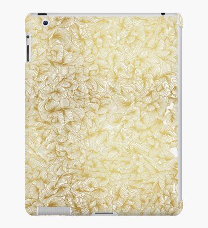 Knee-Deep in Gold Ink iPad Case/Skin