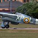 Hurricane leaving by SWEEPER